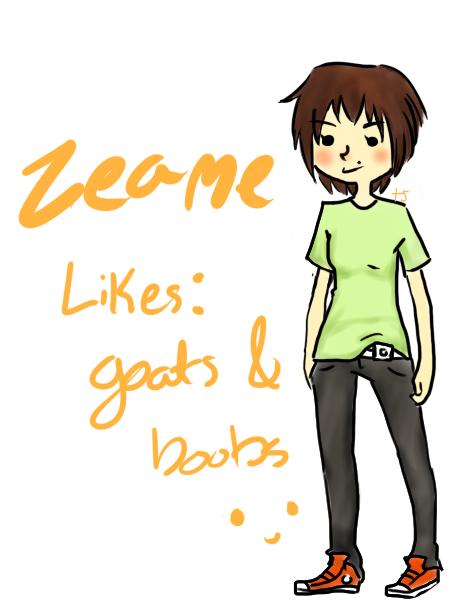 Zeame's Profile Picture
