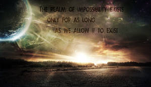 The Realm of Impossibility by HzrdXero