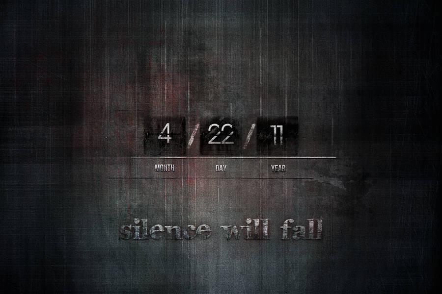 Silence Will Fall by HzrdXero