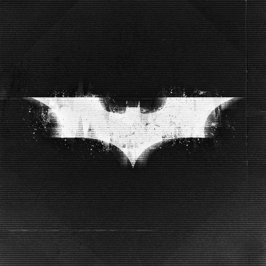 Black Batman IPad Wallpaper By HzrdXero