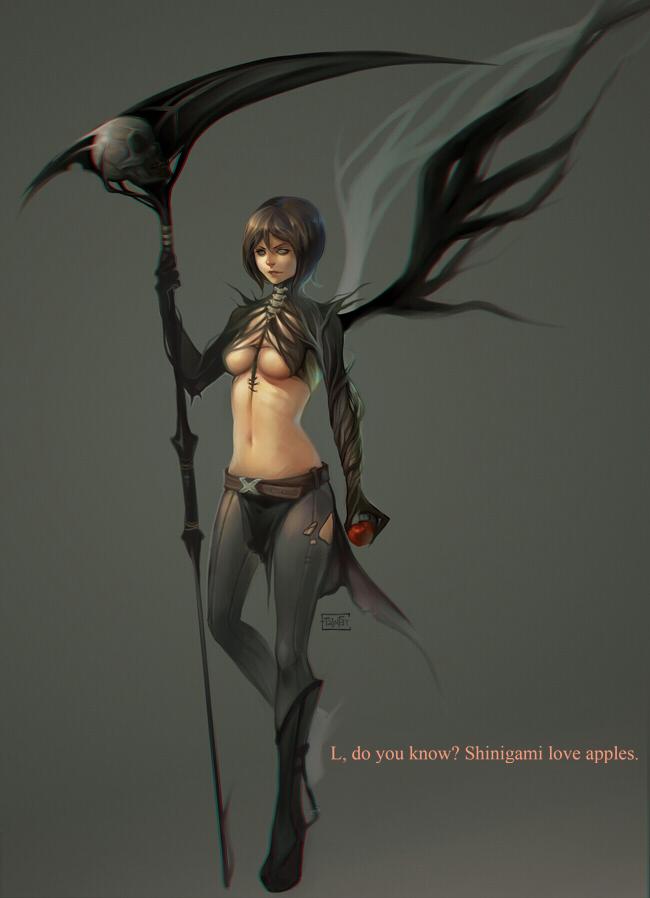 Death Bleach by etainfey