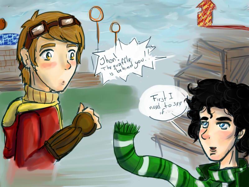 Sherlock in Hog...