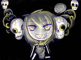 Boo! by Alleby