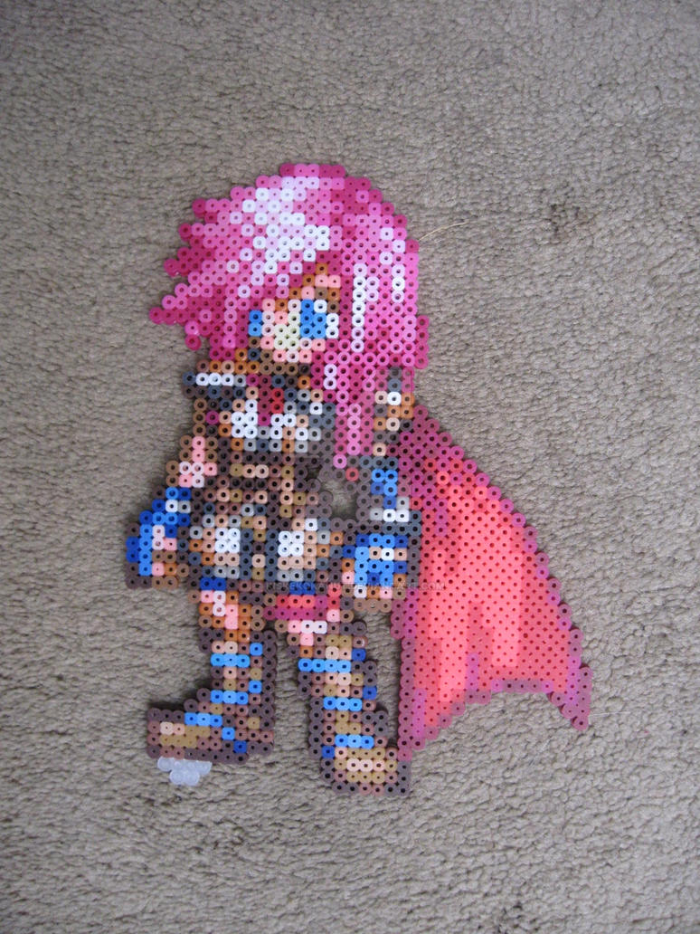 perler lightning csw by kiskekokanut on deviantart