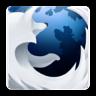 Firefox Arctic Faenza