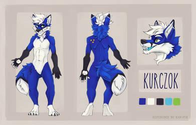 Commission for Kurczok by Kam-Fox