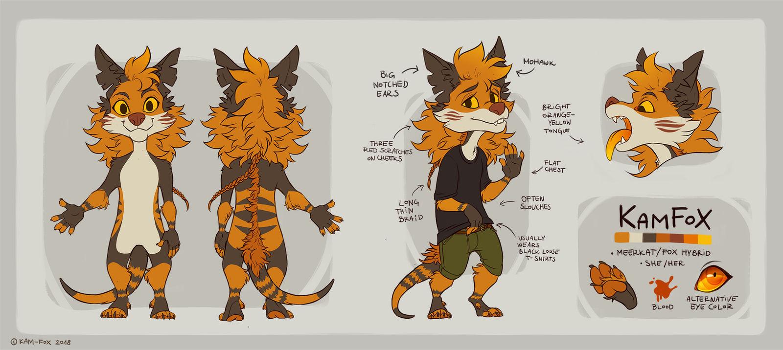 Kam-Fox's Profile Picture