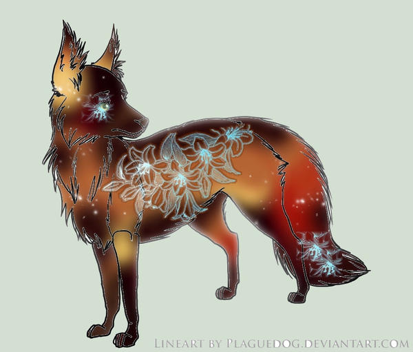 FIRE FOX closed by beautifulmind2011