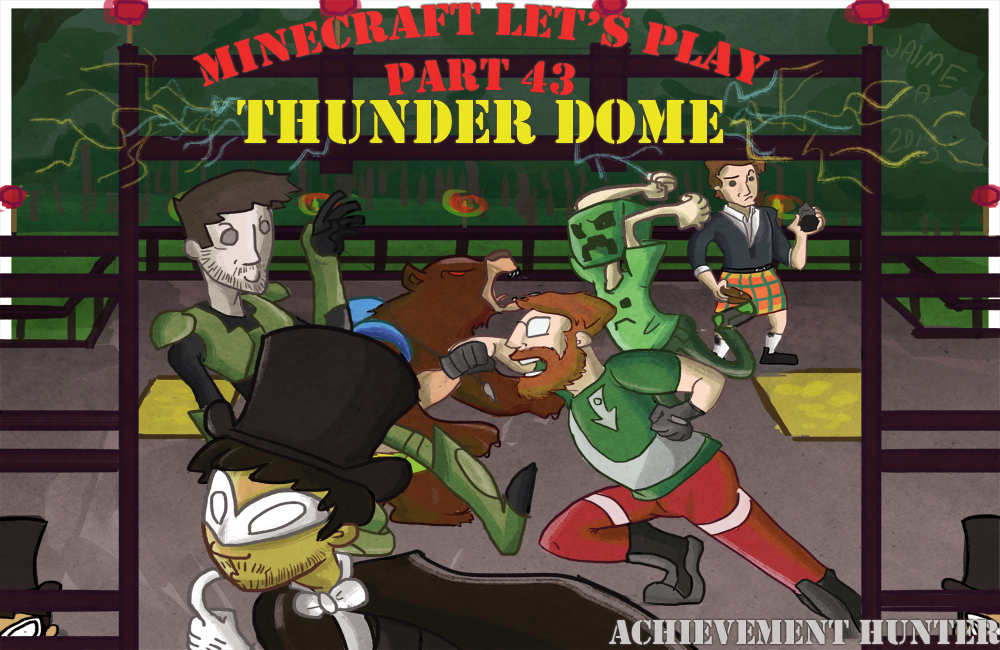 title cards minecraft let s play part 43 by guavajagular on deviantart
