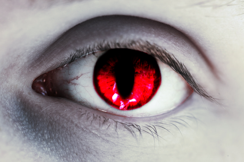 Red Vampire Eyes Anime | www.pixshark.com - Images ...