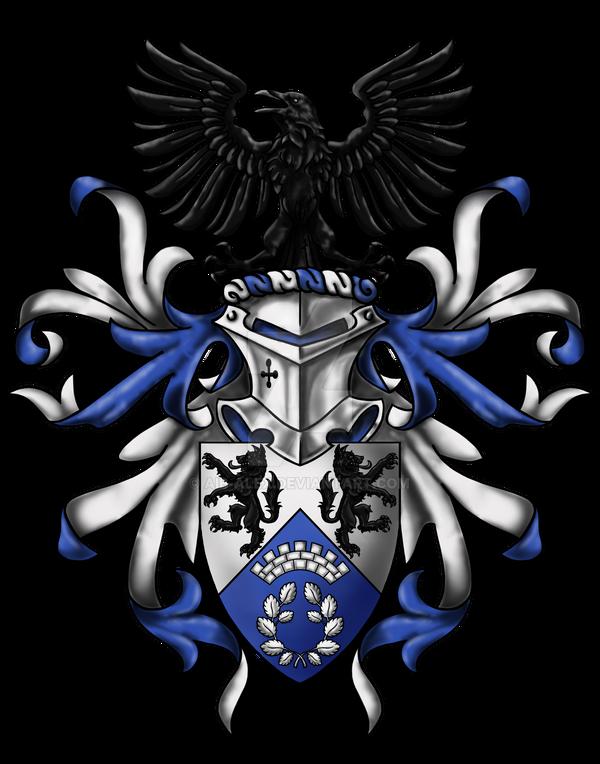 Austin DeLaVergne's Coat of Arms by Aib-Alex