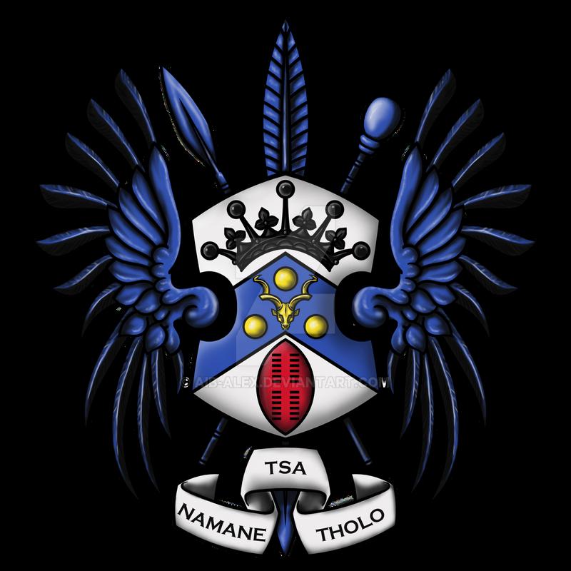 The Coat of Arms of Koketso Gaelesiwe