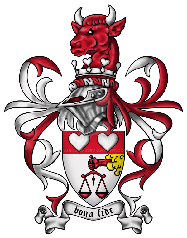 Good Faith Coat of Arms by Aib-Alex