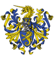 My NEW Coat of Arms