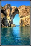 Greece-The entrance -portrait-