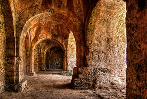 A castle full of arches by StamatisGR