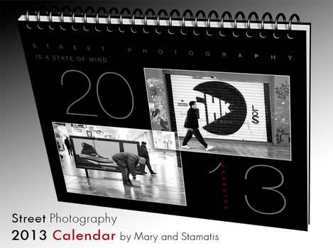 Street Calendar 2013