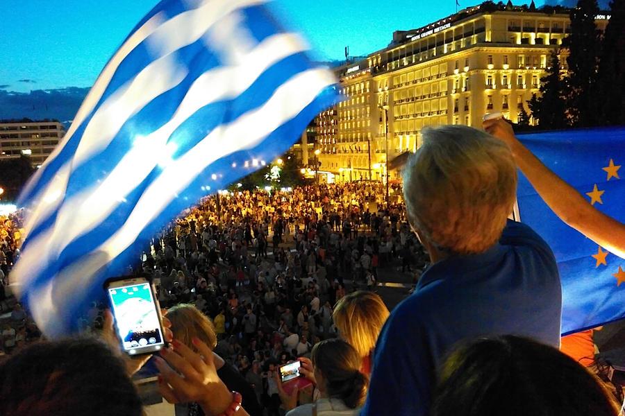 Greece is Europe by StamatisGR