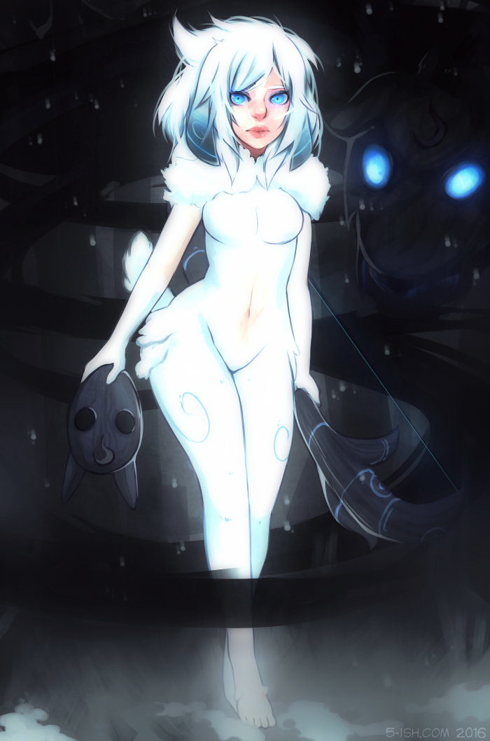 Kindred: Humanized Lamb by 5-ish