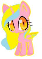 Cute Fireblitz by flutterartpony