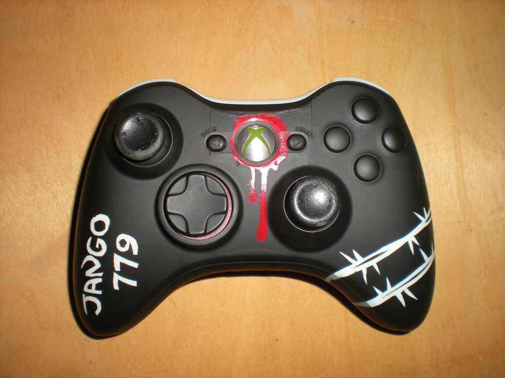 Xbox 360 Controller Custom Custom XBox 360 controller 3