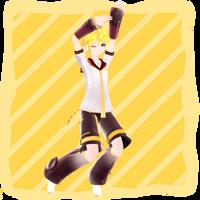 (MMD) Len Len