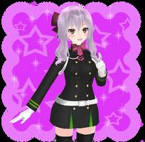 (MMD) Shinoa