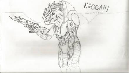 Krogan by Ziphos123