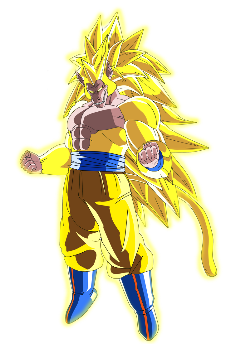 Imagen de Goku para colorear - Dibujos De
