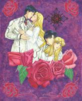 Vampire Knight: Sailor Moon by Yamigirl21