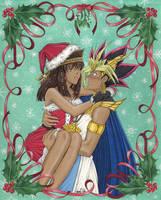 YamixTeana Christmas: 70,000k by Yamigirl21
