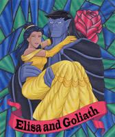 Elisa and Goliath by Yamigirl21