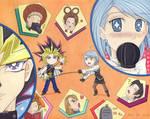 YuGiOh: Ace Attorney Crossover