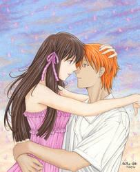 Tohru and Kyo by Yamigirl21