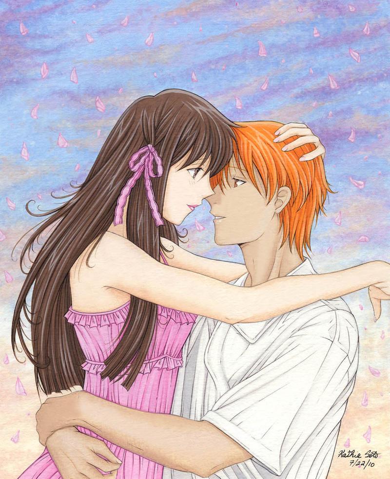 Tohru And Kyo By Yamigirl21 On DeviantArt