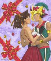 YamixTeana Christmas 2 by Yamigirl21