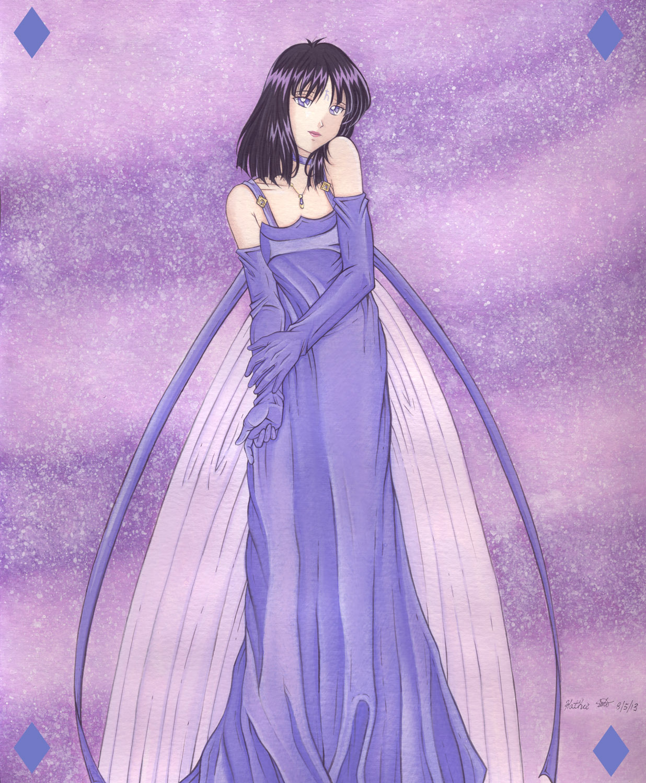 Princess Saturn - Tomoe Hotaru - Zerochan Anime Image Board