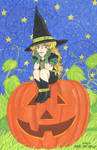 Maple: The Little Witch