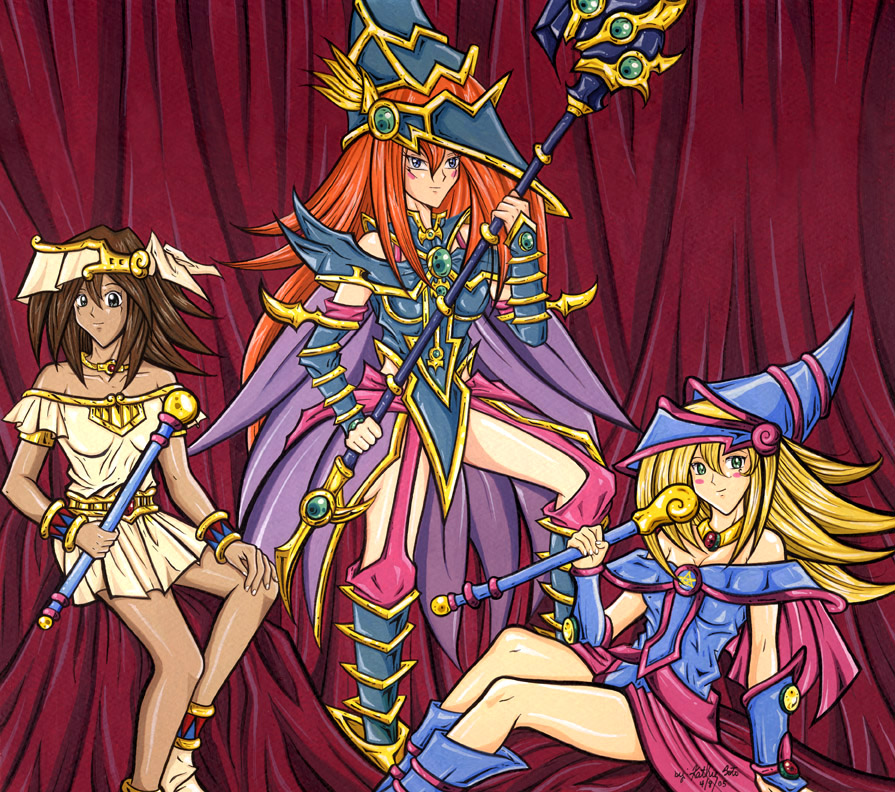 yugioh-girls-being-sexy