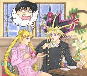 Usagi and Yami: Holiday Shopping Rant by Yamigirl21