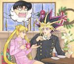 Usagi and Yami: Holiday Shopping Rant