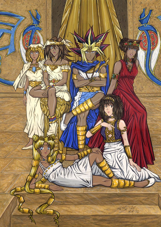 Pharaohs porn