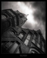 Dark Cathedral by WojciechDziadosz