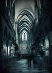 Haunted altar