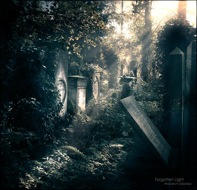 Forgotten light by WojciechDziadosz