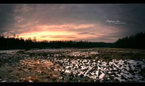 Sleeping Sun by WojciechDziadosz