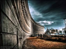 City of the Crying Sky by WojciechDziadosz