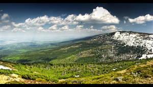 Over the hills and far away by WojciechDziadosz