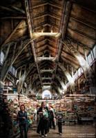 The Covered Market by WojciechDziadosz