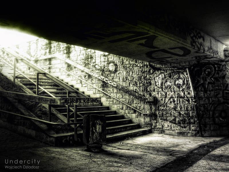 Undercity by WojciechDziadosz